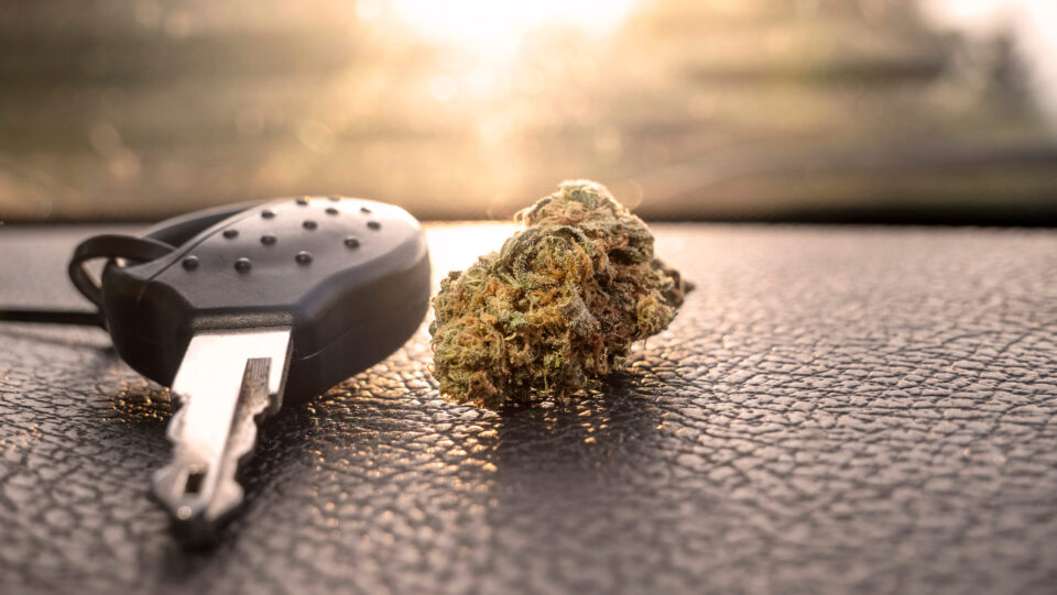 Spike In Fatal Car Crashes in Kansas City, MO Leads Police To Point The Finger At Pot