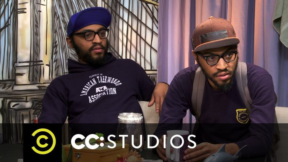 The Super Late Morning Show with the Lucas Brothers - Weed Dealer  - Uncensored