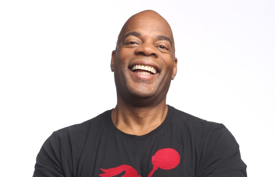 For Comedian Alonzo Bodden, Home Is Where The Stage Is