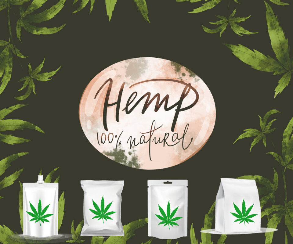 Hemp Bioplastic - All Your Cannabis Products Should Come in Hemp Plastic and Wrapping, Right?