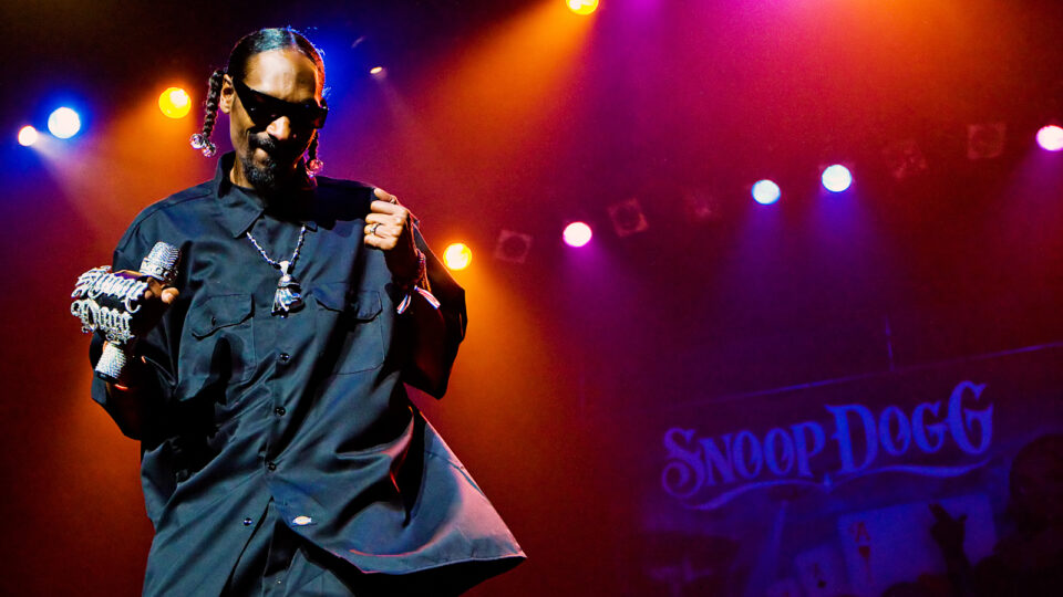 Sometimes I get high and think about Snoop Dogg's short-lived sketch comedy show